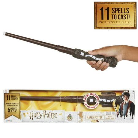 Harry Potter's Wand Interactive Wizard Training Wand