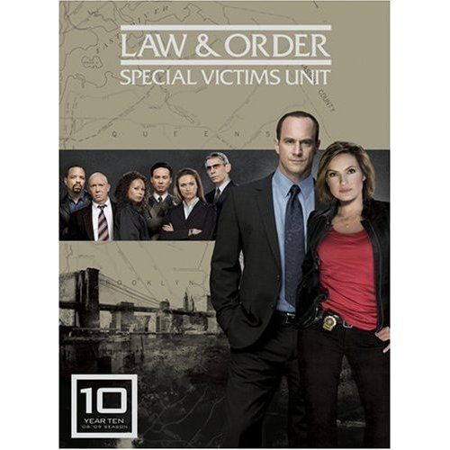 Law & Order: Special Victims Unit - Year Ten (Anamorphic Widescreen)