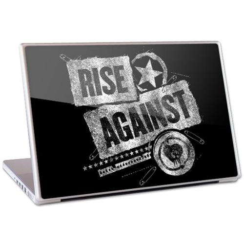 Zing Revolution MS-RISA20011 15 inch Laptop For Mac and PC- Rise Against- Patched Up Skin