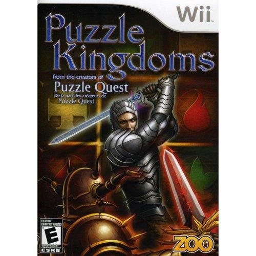 Puzzle Kingdoms (Wii)