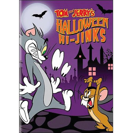 Tom And Jerry: Halloween Hijinks (DVD)