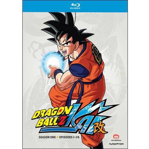 DragonBall Z Kai: Season One (Blu-ray)