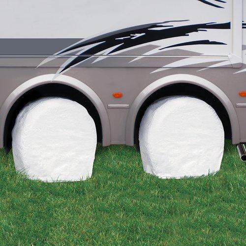 Dazz RV Model 4 Wheel Covers, 2pk