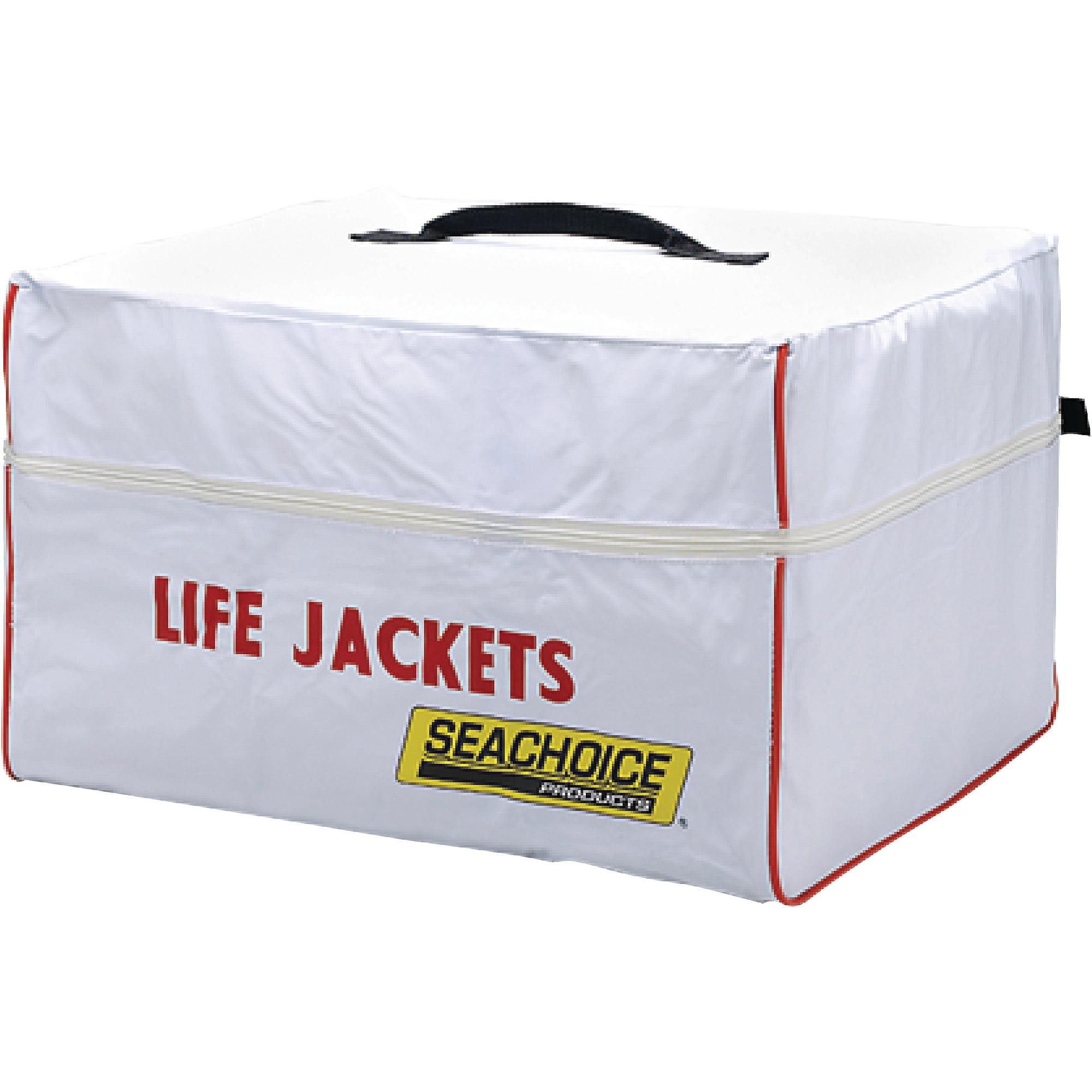 Seachoice Life Jacket Bag, Holds 6 by Seachoice