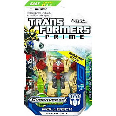 Transformers Prime Legion Class Action Figure, Fallback, 3 Inch - image 2 of 2