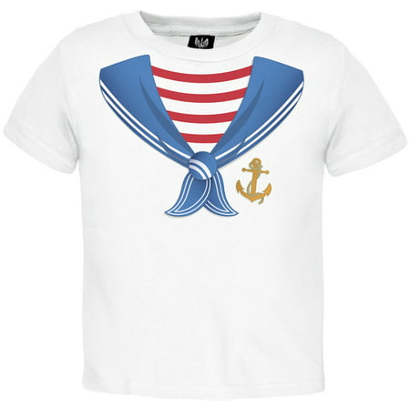 Sailor Costume Toddler T-Shirt