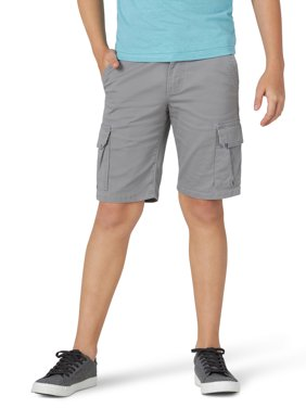Wrangler Boys Cargo Shorts, Sizes 4-18 & Husky