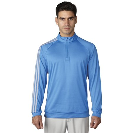Adidas 3 Stripes 1/4 Zip Layering Jacket
