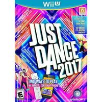 Just Dance 2017 - Pre-Owned (Wii U)