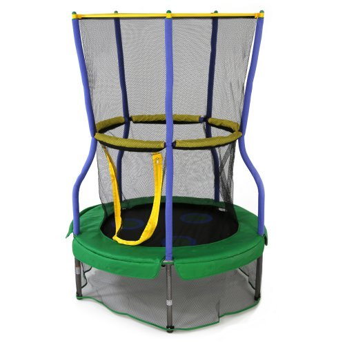 Skywalker 40 in. Lily Pad Adventure Bouncer