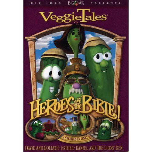 VeggieTales: Heroes Of The Bible