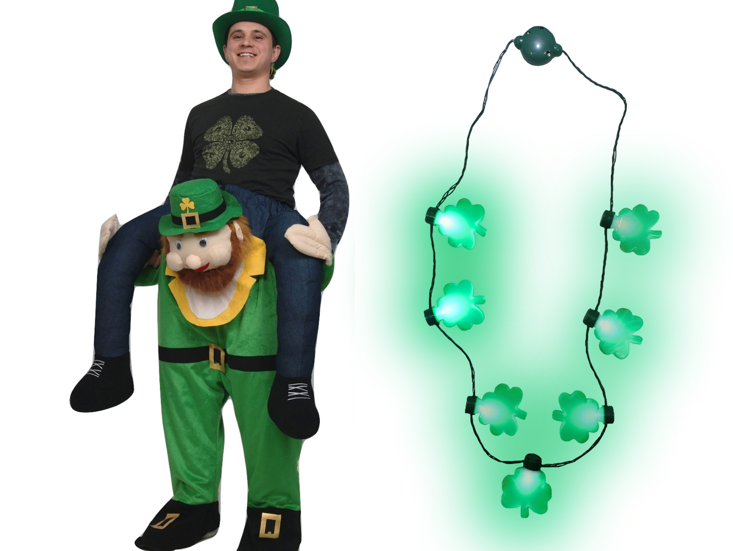 Adult st patricks day costume