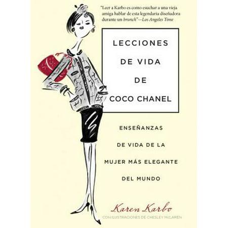 Lecciones de vida de Coco Chanel - eBook