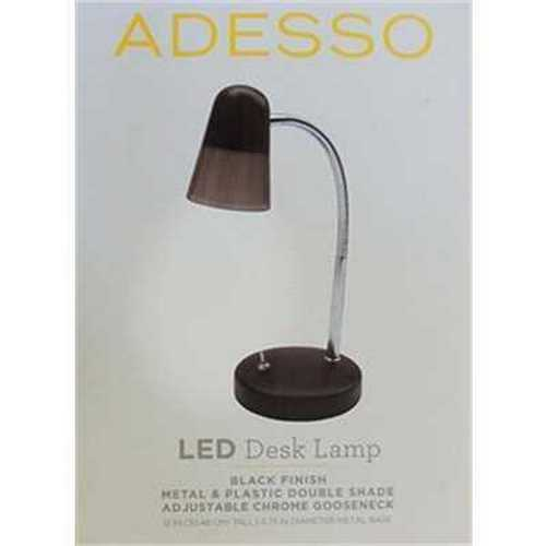 ADESSO LED GOOSENECK DESK LAMP by