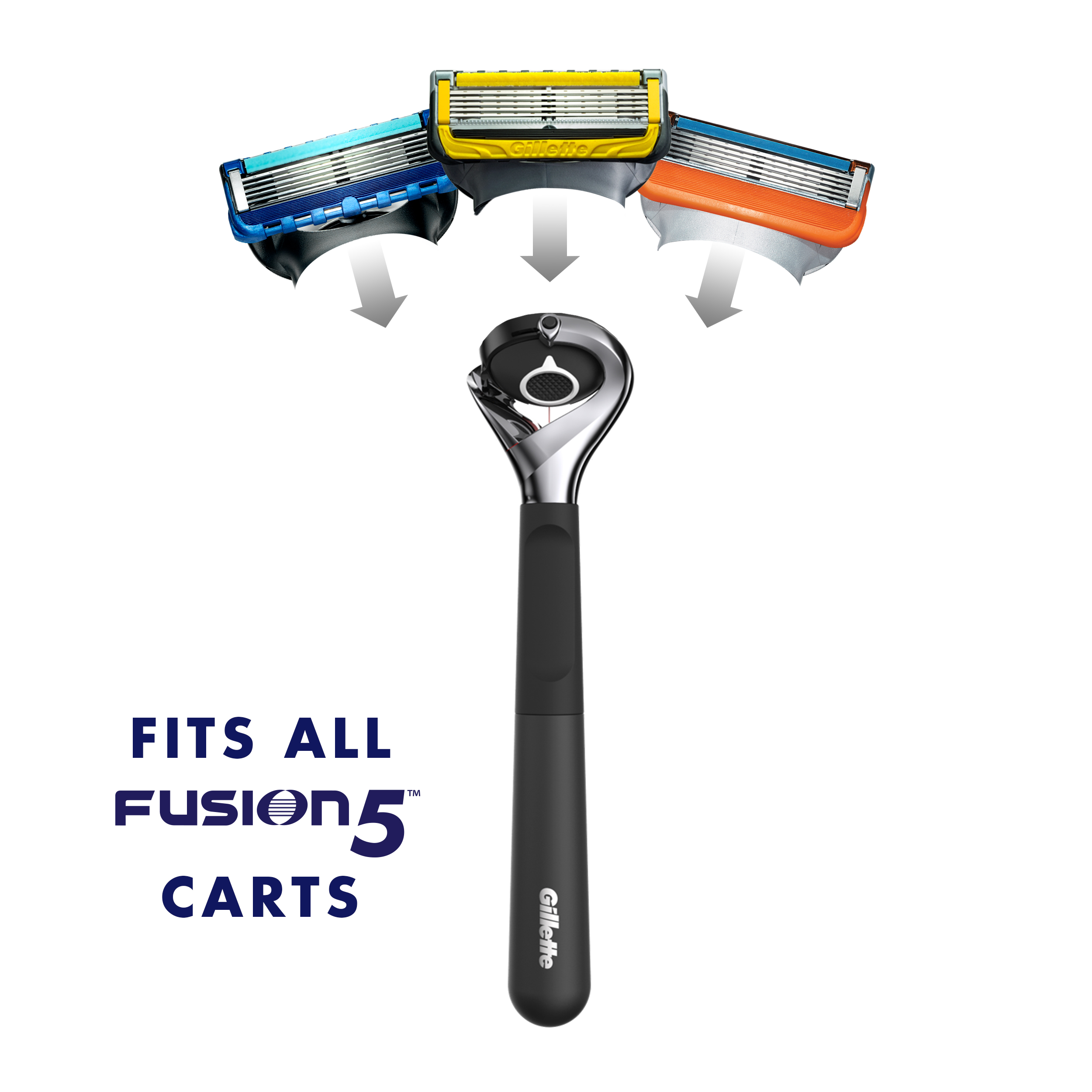 Gillette Limited Edition Fusion5 ProShield Razor Gift Pack - Walmart com