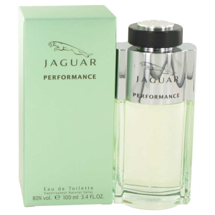 Jaguar Jaguar Performance Eau De Toilette Spray for Men 3.4 oz