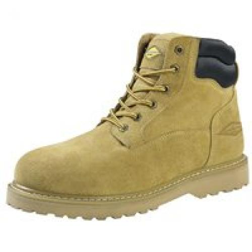 WORKBOOT 6IN SUEDE LEATHER 7.5