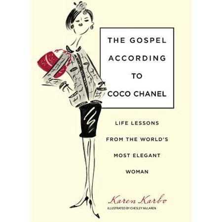 Gospel According to Coco Chanel - eBook