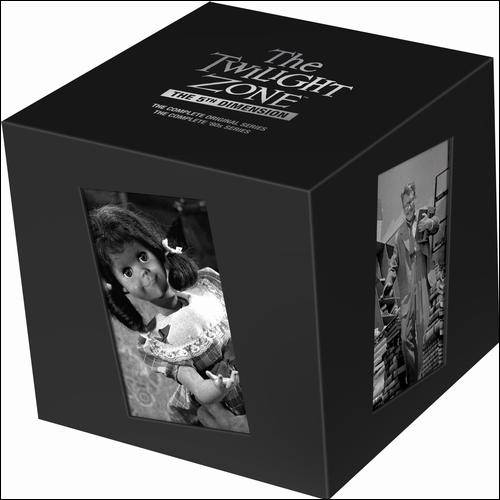 Twilight Zone: The 5th Dimension (Box Set) (Widescreen)