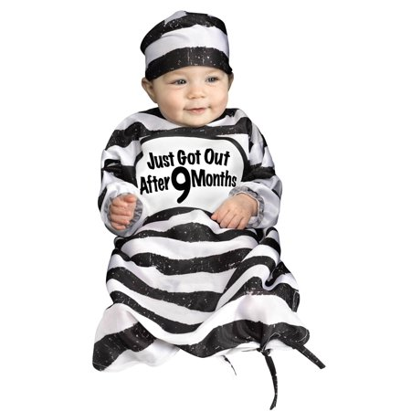 Baby Bunting Costume : Time Out Tot 0-9 months (Toddler Toto Costume)