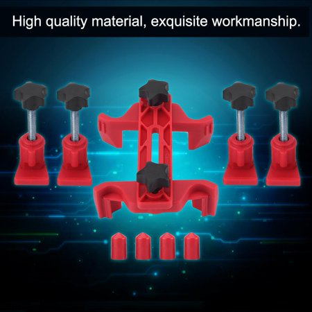 Anauto 9pcs Car Auto Dual Cam Clamp Camshaft Engine Timing Sprocket Gear Locking Tool Kit,Cam Clamp, Sprocket Gear Kit (Cam Gears B16)