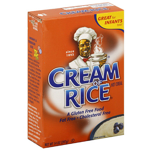 Cream Of Rice Hot Cereal, 14 oz  (Pack of 12)