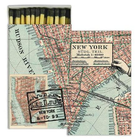 Homart Porcelain (HomArt Large Decorative Map Newyork)