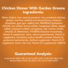 (24 Pack) Friskies Indoor Pate Wet Cat Food, Indoor Chicken Dinner with Garden Greens, 5.5 Oz. Cans