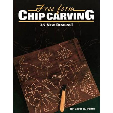Free form chip carving : 35 new designs! walmart.com