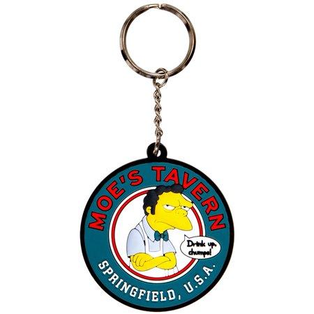 Simpsons - Moes Taverns 3D Keychain](Moe Simpsons)