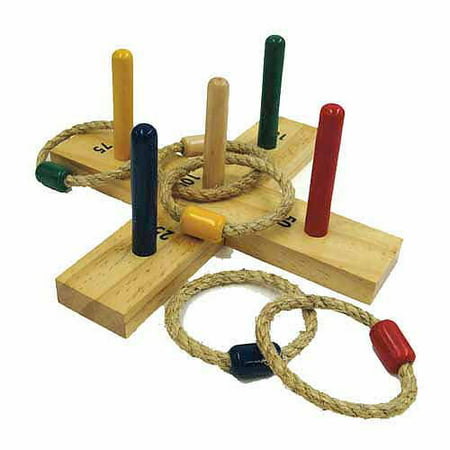 Quoits Outdoor Toss Game - Outdoor Sports Games For Kids