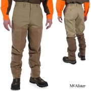 McAlister Waxed-Faced Upland Pants (44)- Tan