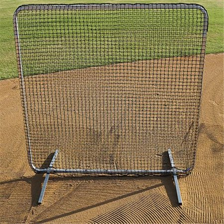 Sport Supply Group 1399589 Collegiate 7 x 7 First Base Screen