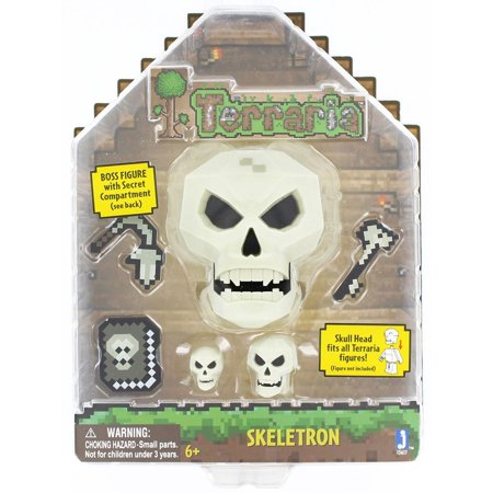 Terraria Deluxe Boss Pack: Skeletron Boss with Accessories