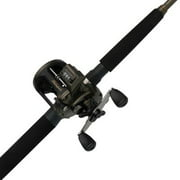 Shakespeare Wild Series Trolling Conventional Reel and Fishing Rod Combo
