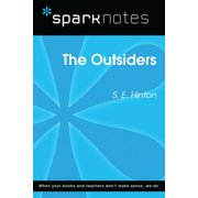 The Outsiders (SparkNotes Literature Guide) - eBook