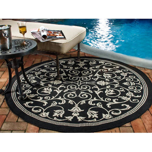 Safavieh Courtyard Dorothy Power-Loomed Indoor/Outdoor Area Rug or Runner