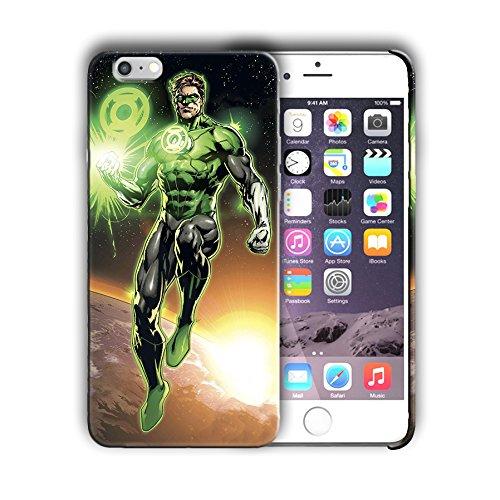 Ganma Green Lantern Case For iPhone 5 5s SE Hard Case Cover