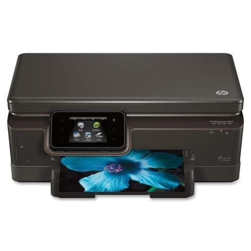 Hewlett-Packard CQ761A Photosmart All-in-One Printer 17.17inx15inx6.34in Black