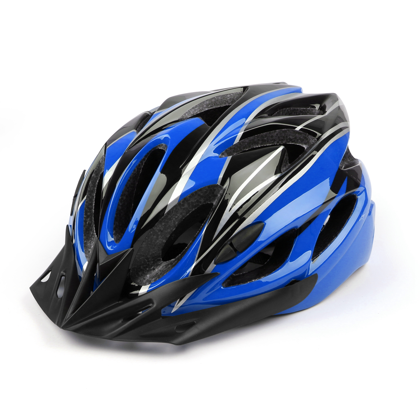 Areyourshop New Mens Adult Street Bike Bicycle Cycling Safety Carbon Helmet