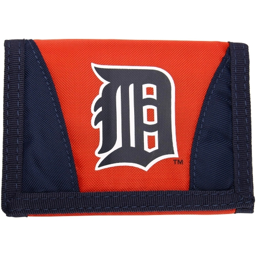 Detroit Tigers Chamber Nylon Wallet - No Size