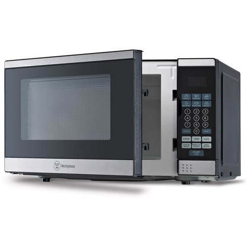Westinghouse 0.7-cu. ft. Microwave, Black/Stainless Steel