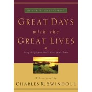 Great Lives from God's Word: Great Days with the Great Lives (Paperback)