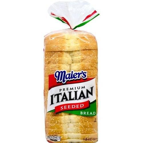 Maier's Seeded Italian Bread, 20 oz