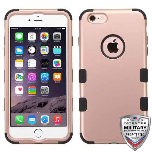 Apple iPhone 6 Plus/iPhone 6S Plus MyBat TUFF Hybrid Phone Protector Cover