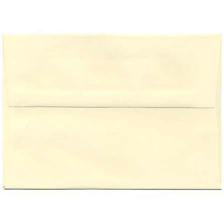 ivory a7 greeting card envelopes size 5 1 4 x 7 1 4 envelopes