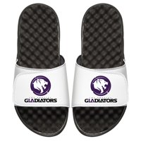 Los Angeles Gladiators ISlide Overwatch League Team Logo Slides - White