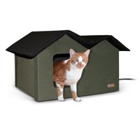 K&H Pet Products Outdoor Heated Cat House