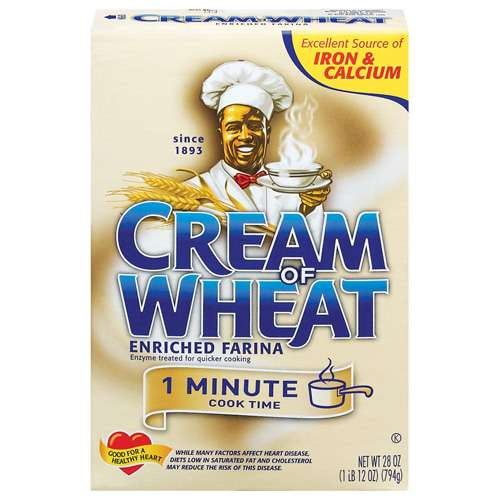 Cream Of Wheat:  Enriched Farina 1 Minute, 28 Oz