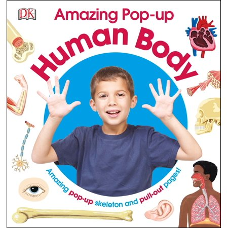 Amazing Pop-up Human Body : Amazing Pop-Up Skeleton and Pull-Out Pages!](Cut Out Skeleton)